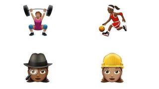 Emoji, Apple politically correct