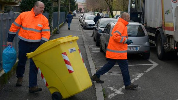 La raccolta differenziata dei rifiuti