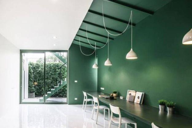 Come scegliere il colore giusto per le pareti di casa magazine tempo libero - Colori per tinteggiare le pareti di casa ...
