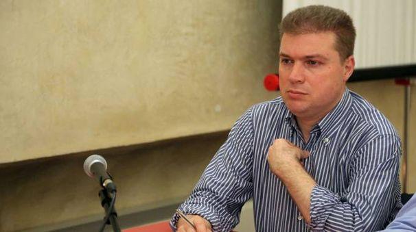 Andrea De Maria, parlamentare Pd (Foto Schicchi)
