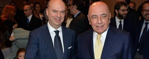 Marco Fassone e Adriano Galliani