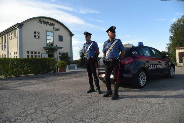 Omicidio a San Pietro in Casale, escort trovata morta in albergo (Foto Schicchi)