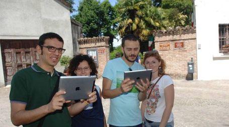 Con la app Addentrarsi il turismo locale arriva sui tablet