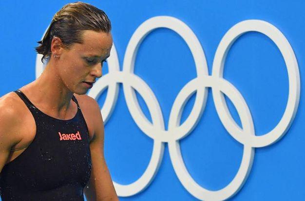 Federica Pellegrini Rio 2016