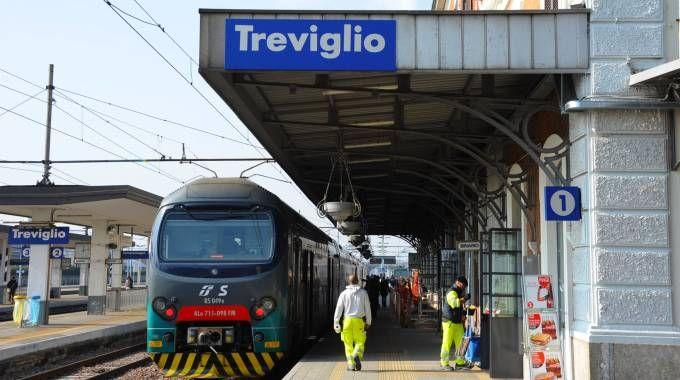Stazione di Treviglio (De Pascale)