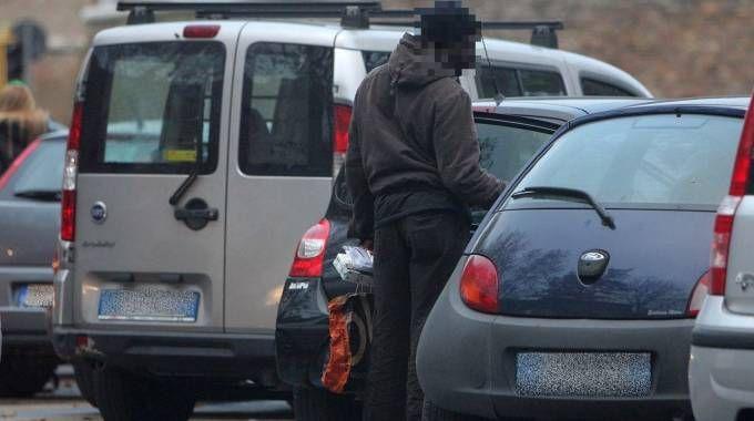 Ravenna, poliziotta nella bufera per un commento sui posteggiatori abusivi (Foto Zani)