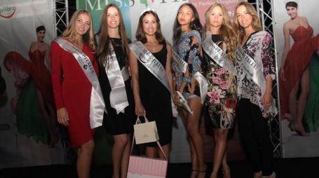 Milano Marittima, la finale regionale di Miss Italia