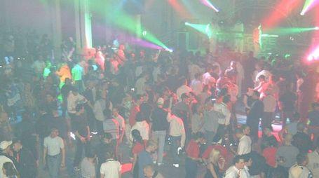 Un rave party