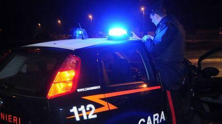 Imola, un intervento dei carabinieri (Foto d'archivio StudioSally)