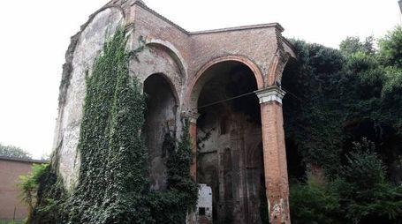 La chiesa di Sant'Andrea in via Campsabbiano
