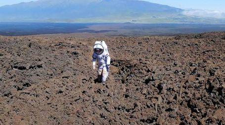 Nasa, astronauti in missione