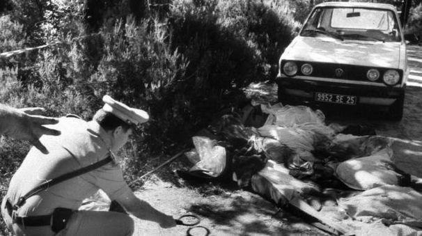 Il delitto degli Scopeti avvenuto nel settembre 1985