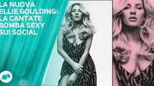 Ellie Goulding sta bene e lo dice... in topless