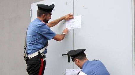 Civitanova, i locali sono stati sequestrati dall'Arma (Foto d'archivio Mdf)