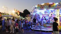 Il Luna Park del 'Settembre' (foto Alcide)