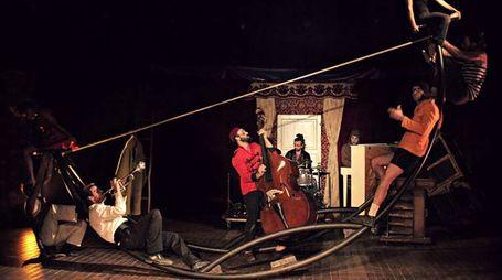 Coriano, uno spettacolo del Circo Paniko che parteciperà al festival
