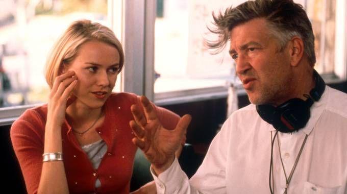 David Linch con Naomi Watts (Olycom)