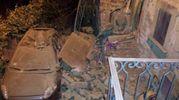 Terremoto in provincia di Ascoli: crolli a Spelonga, frazione di Arquata