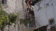 Terremoto, crolli in provincia di Ascoli