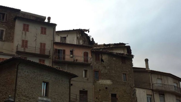 Terremoto in provincia di Ascoli