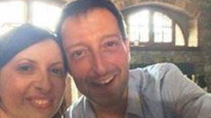 Matteo Gianlorenzi e la moglie Barbara Marinelli, la coppia risulta dispersa