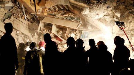 Forte terremoto nel Centro Italia (Lapresse)