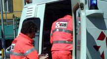 Incidente a Godo di Russi, muore un 44enne: sul posto i sanitari del 118 (Foto di repertorio Businesspress)