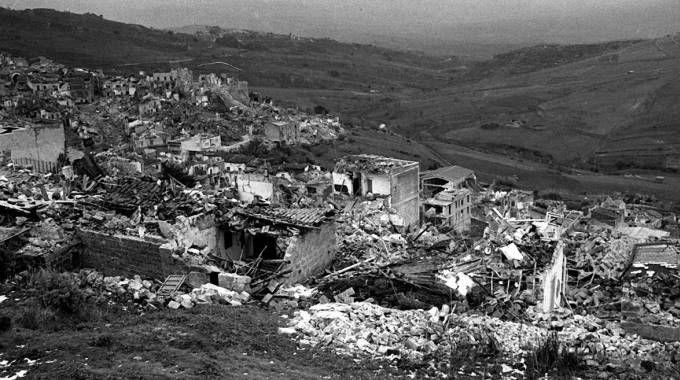 Terremoto del Belice, 15 gennaio 1986 (Ansa)