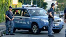 La rapinatrice è stata arrestata dalla polizia