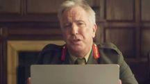 Alan Rickman nel film 'Il diritto di uccidere', l'ultimo girato prima di morire