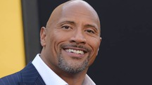 Dwayne Johnson, l'attore più pagato di Hollywood (Afp)