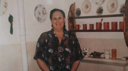 Bruna Muller, la donna nata a Varese morta nel terremoto