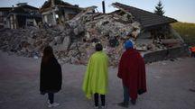 Terremoto, distrutto il comune di Amatrice