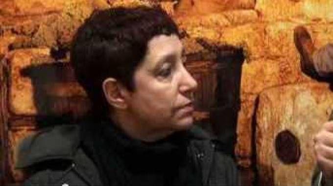 La studiosa dell'arte Floriana Svizzeretto, 59 anni di Narni, morta ad Amatrice nel crollo della casa in cui viveva