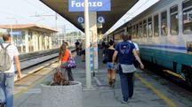 Malore in treno, fermata straordinaria a Faenza (foto di repertorio)