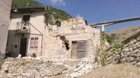Terremoto, la casa a Capodacqua in cui è morta Stefania Cortellesi per proteggere la madre