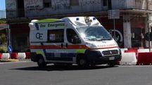 Pesaro, due incidente in un giorno: un'ambulanza (Immagine di repertorio Fotoprint)
