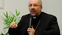 Il vescovo Nazzareno Marconi
