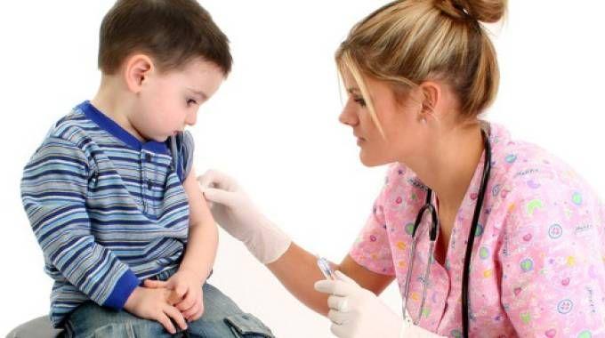 Vaccinazione in età pediatrica