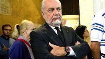 Il presidente De Laurentiis ha preso Rog, clamoroso ritorno per Cavani?