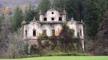 La 'casa rossa' in Valsassina