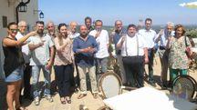 Produttori, operatori turistici e amministratori locali a Predappio