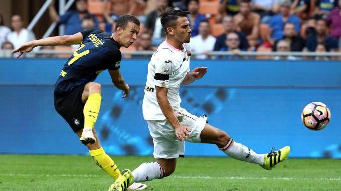 Inter-Palermo (Ansa)