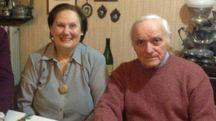 Bruna Muller e Cesare Marri: vivevano in via degli Spalti a Forlì, sono morti ad Amatrice