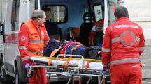 DRAMMA Inutile la corsa in ospedale dopo i soccorsi (foto d'archivio)