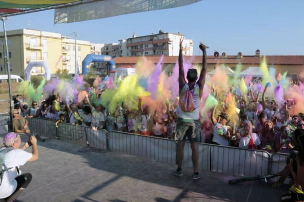 La Color Vibe a Marinella
