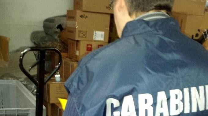 Civitanova, pesce congelato due volte: carabinieri al ristorante (Foto di repertorio Dire)