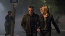 Matt Damon e Julia Stiles in una scena di Jason Bourne – Foto: Universal Pictures