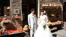 Gli orientali scelgono il Chianti per sposarsi