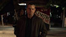 Matt Damon in una scena del film Jason Bourne – Foto: Universal Pictures